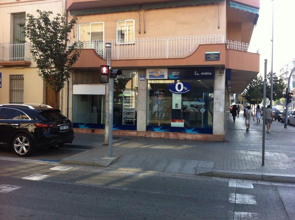 Punt endesa for Endesa oficinas barcelona